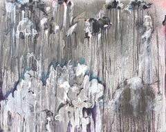 Cloud Series No. 1 - original abstract painting by Kieva Campbell