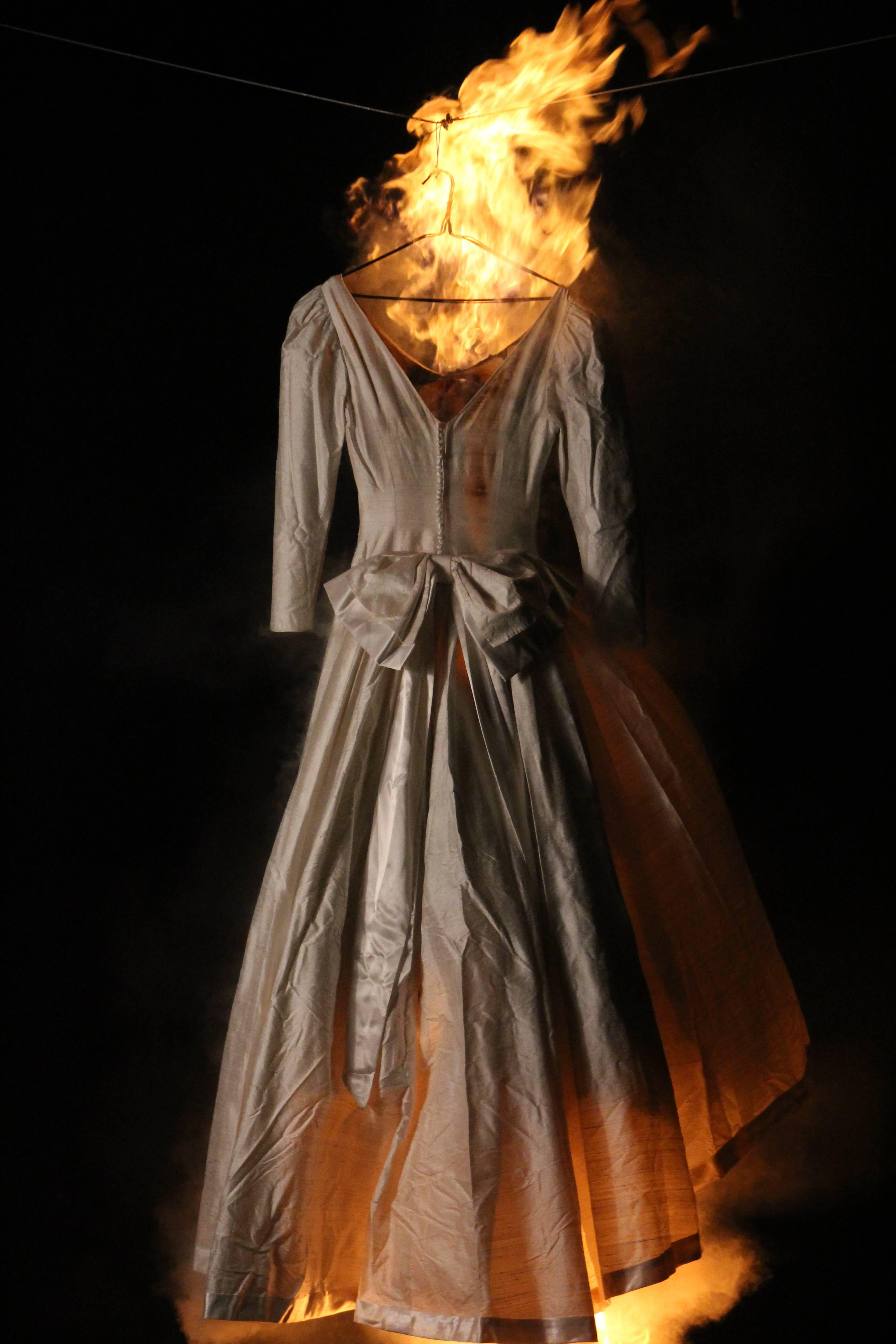 RELIC # 17 I  - Wedding Gown 2
