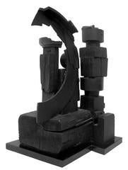 MAQUETTE FOR MONUMENTAL SCULPTURE VII