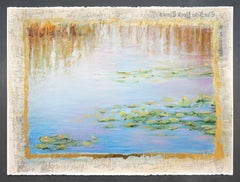 OLD NEWS: WATER LILIES AT ST. MARKS WILDLIFE REFUGE