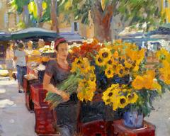Sunflowers From the Market