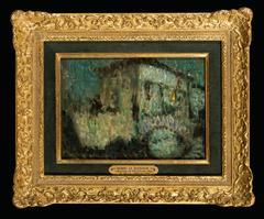 Maison de Venise au Claire de Lune