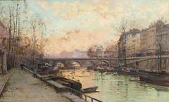 Evening Pont Neuf