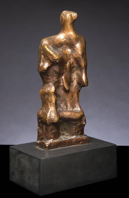 Standing Figure Relief