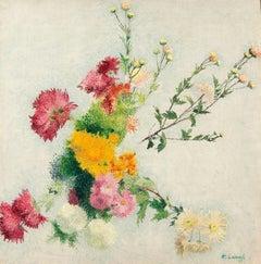 Frise de Fleurs