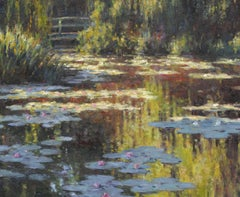 Water Lilies, Giverny