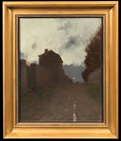 Montmartre at Dusk
