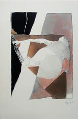 """from """"Obsession"""", a 10 piece suite of original hand signed Color Lithographs"""