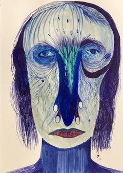 Blue Head #6