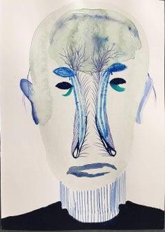 Blue Head #2