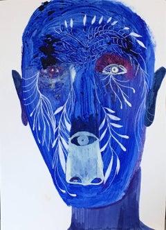 Blue Head #5