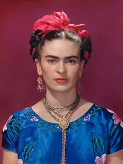 Frida Kahlo in Blue Blouse (1st edition)