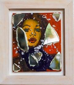 Serie: Mujeres con espejo 5