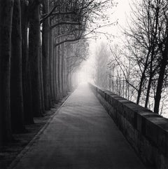 Cours La Reine, Paris, France, 1987 - Landscape Photography