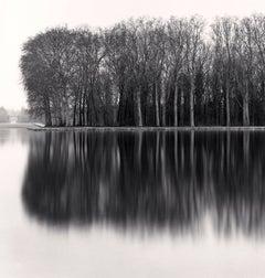 Octagonal Basin, Parc de Sceaux, Hauts-De-Seine, France, 1996 - Michael Kenna