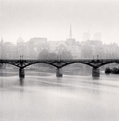 Pont Des Arts, Study 3, Paris, France, 1987