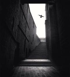 Invitation to Prayer, Mont St. Michel, France 1994 - Michael Kenna