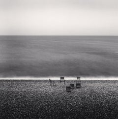 Soiree, Beau Rivage, Nice, France, 1996 - Michael Kenna (Black and White)