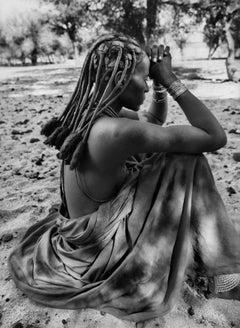 A Himba Woman, Kaokoland, Namibia, 2005