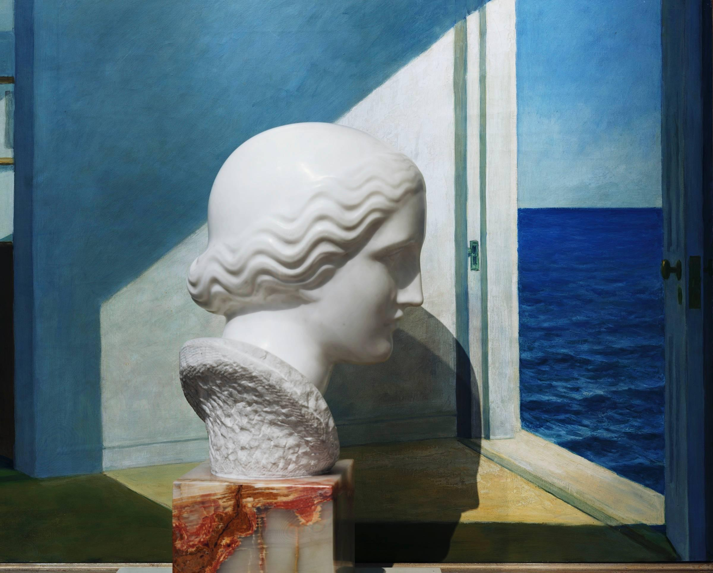 Nadelman/Hopper, Yale University Art Gallery - Abelardo Morell