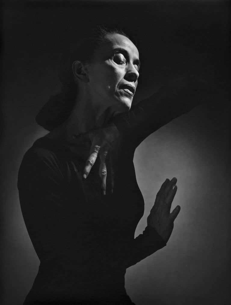 Yousuf Karsh Portrait Photograph - Martha Graham, 1948