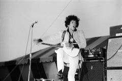 Jimi Hendrix in Concert, 1967