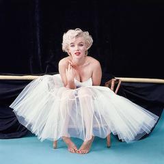 Marilyn Monroe, New York, October, 1954