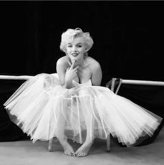 marilyn Monroe, New York, October 1954