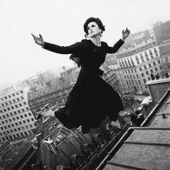 Dior Wings, Paris, 1965