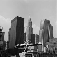 Yoga Wheel, Ankha Hahn, New York, 1961