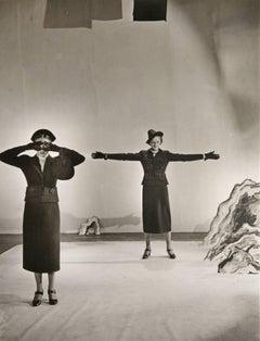 Fashion Picture, Paris, 1930s