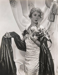 Lady Diana Duff Cooper for 'Vogue', 1937 - Cecil Beaton (Portrait Photography)