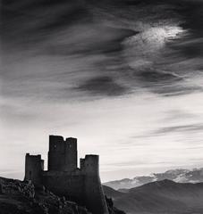 Castle and Sky, Calascio, Abruzzo, Italy, 2016