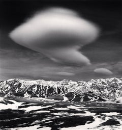 Curious Cloud, Campo Imperatore, Abruzzo, Italy, 2016 - Landscape Photography
