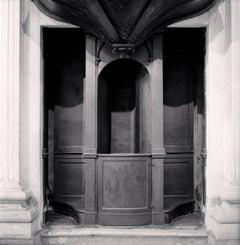 Confessional, Study 30, Chiesa di San Giorgio, Reggio Emilia
