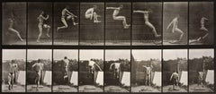 Animal Locomotion: Plate 160 (Man Performing Long Jump), 1887