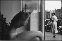 Wilmington, North Carolina, 1950 - Elliott Erwitt (Black and White Photography)