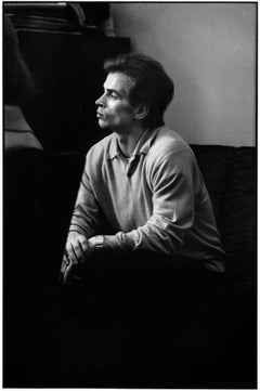 Rudolf Nureyev, New York City, 1963-Elliott Erwitt (Black and White Photography)