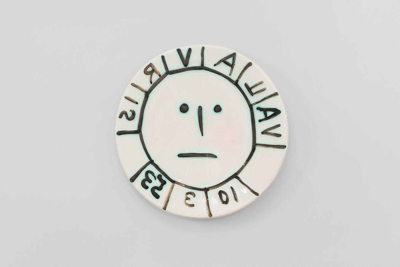 Pablo Picasso - Madoura Ceramic: Vallauris
