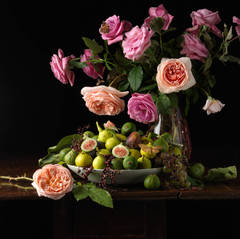 Roses and Figs