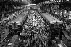 Church Gate Station, Bombay, India, 1995