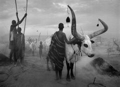 Dinka Cattle Camp of Kei, Southern Sudan, 2006