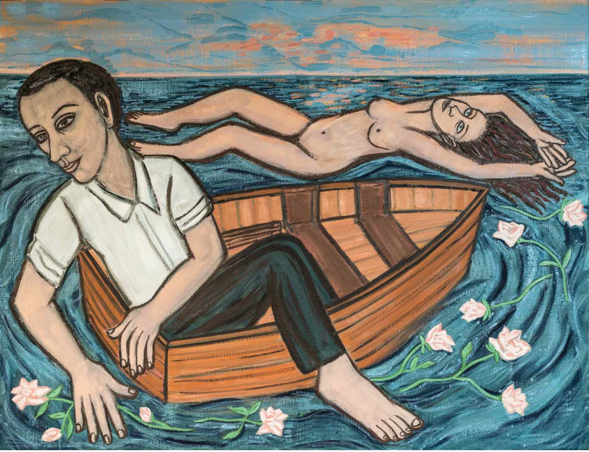 Eileen Cooper Paintings
