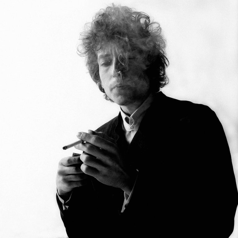 Bob Dylan - Jerry Schatzberg (Portrait Photography) Signed and numbered on reverse Silver gelatin print 8 x 10 inches, edition of 25 + 5 APs - $3,000 11 x 14 inches, edition of 25 + 5 APs - $6,000 16 x 20 inches, edition of 25 + 5 APs - $8,000 20 x