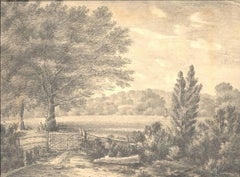 Letitia Greenway - Early 19th Century English Album, Views of Warwickshire