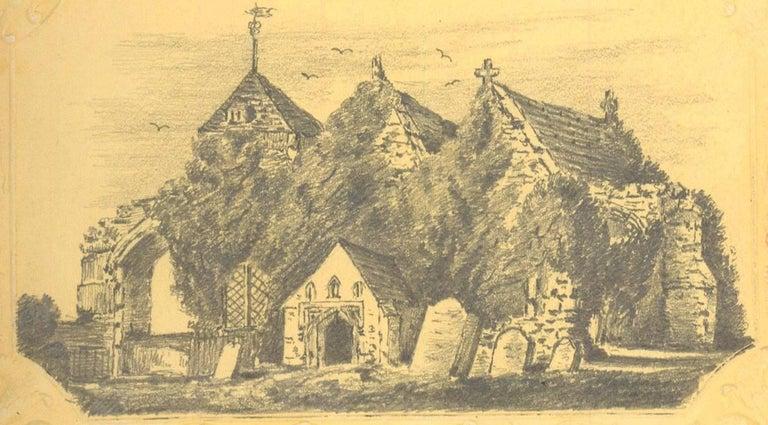 Maria Colsen - circa 1824 Georgian English Album, Views of Hastings