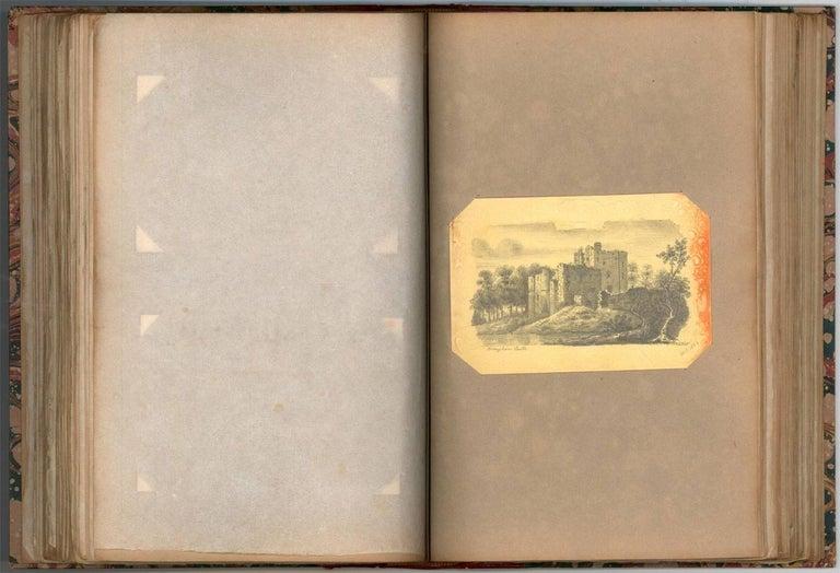 Maria Colsen - circa 1824 Georgian English Album, Views of Hastings For Sale 5
