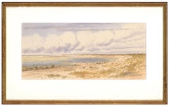 Frank H. Partridge - Signed Early 20th Century English Watercolour, Cornwall