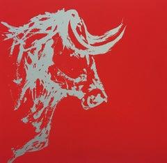 Toro Furia (Rojo)
