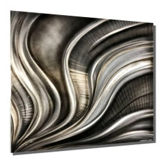 Nicholas Yust Industrial Metal Contemporary Modern Wall Decor Hanging Sculpture
